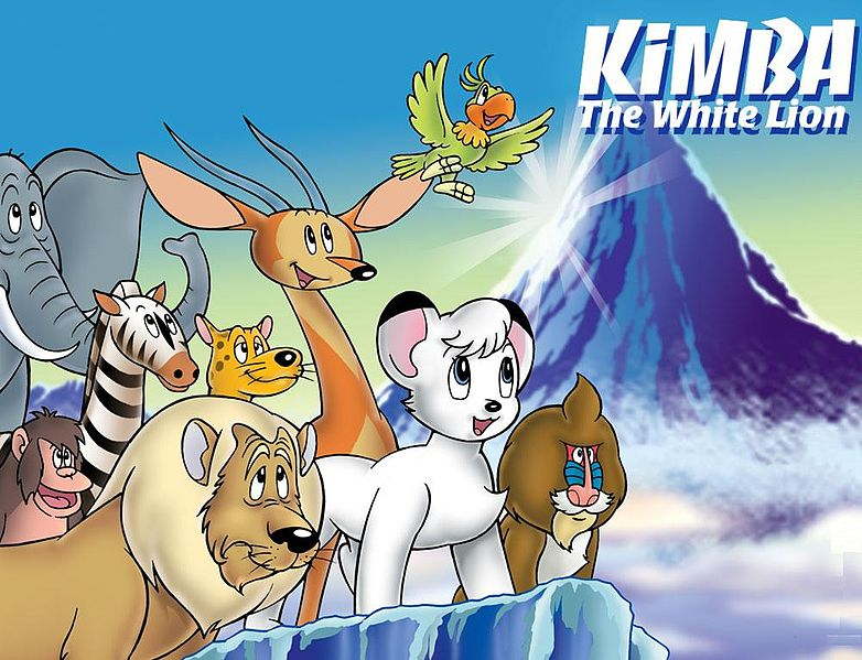 Kimba, O Leão Branco.