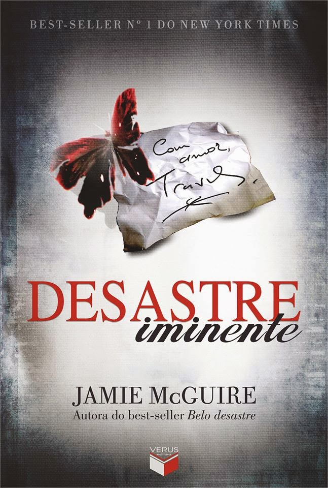 Livro: Desastre Iminente = Jamie McGuire