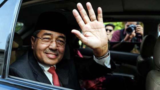 Kenali Ahmad Bashah, Menteri Besar Kedah yang menggantikan Mukhriz Mahathir