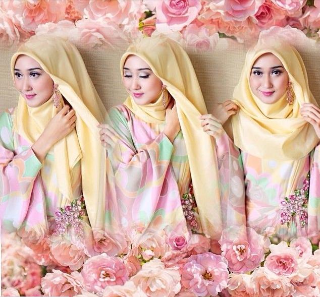 Tutorial Hijab Terbaru Dian Pelangi
