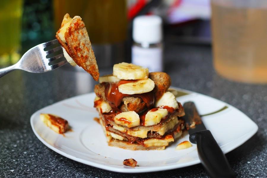 vegan dessert pancake cookwithmemonday