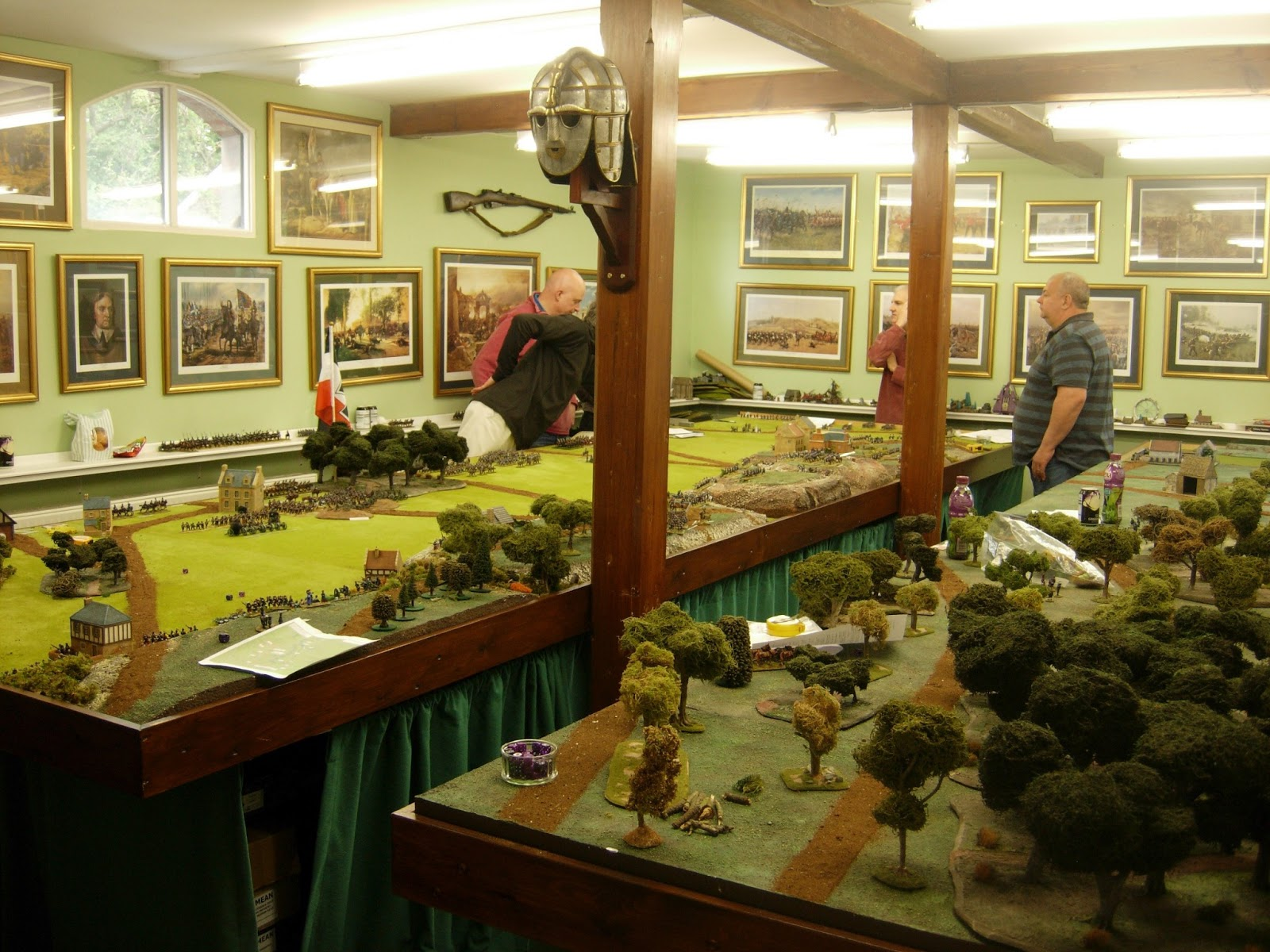 Man Cave Storage Wars : Wargaming with silver whistle franco prussian game