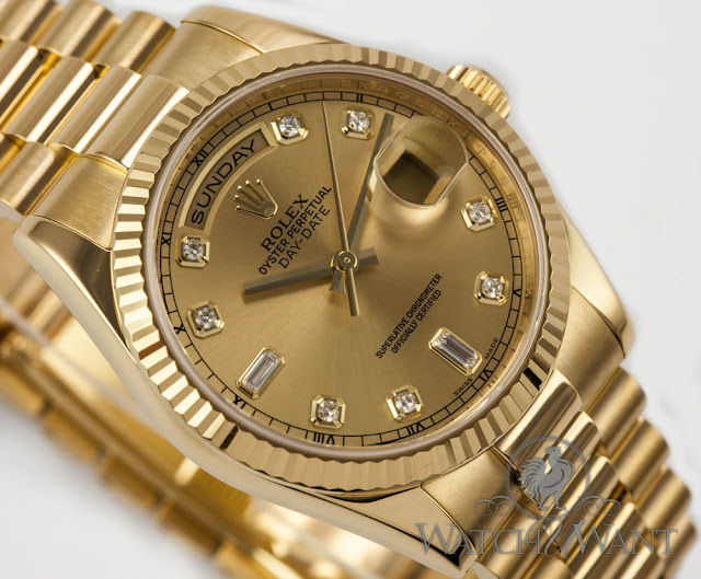 Đồng hồ nam automatic rolex sang trọng