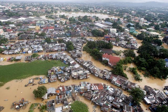 50 Kelurahan di Jakarta Terendam Banjir