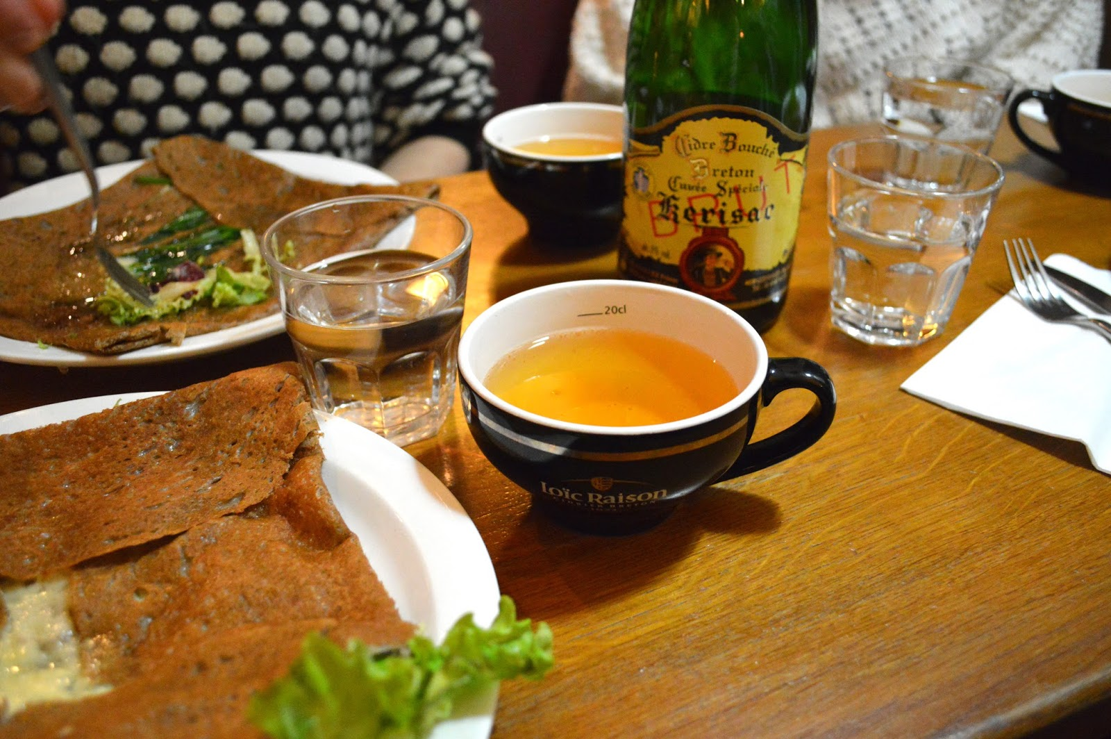 What do to for a weekend in Paris Chez Suzette Creperie