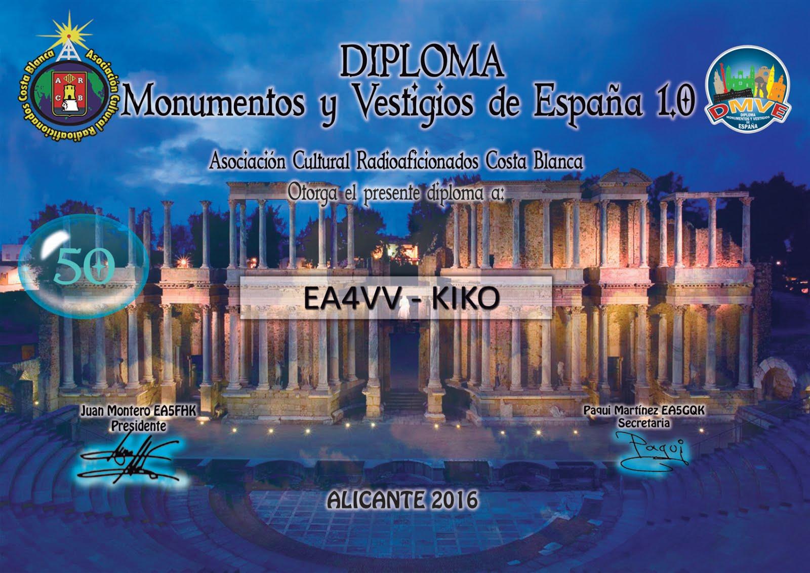 MONUMENTOS Y VESTIGIOS