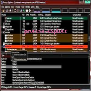 Process Explorer v16.04