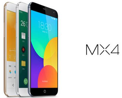 Meizu MX4 Dengan OS Ubuntu