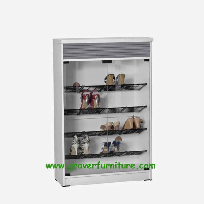 Rak Sepatu SR 218 Benefit Furniture