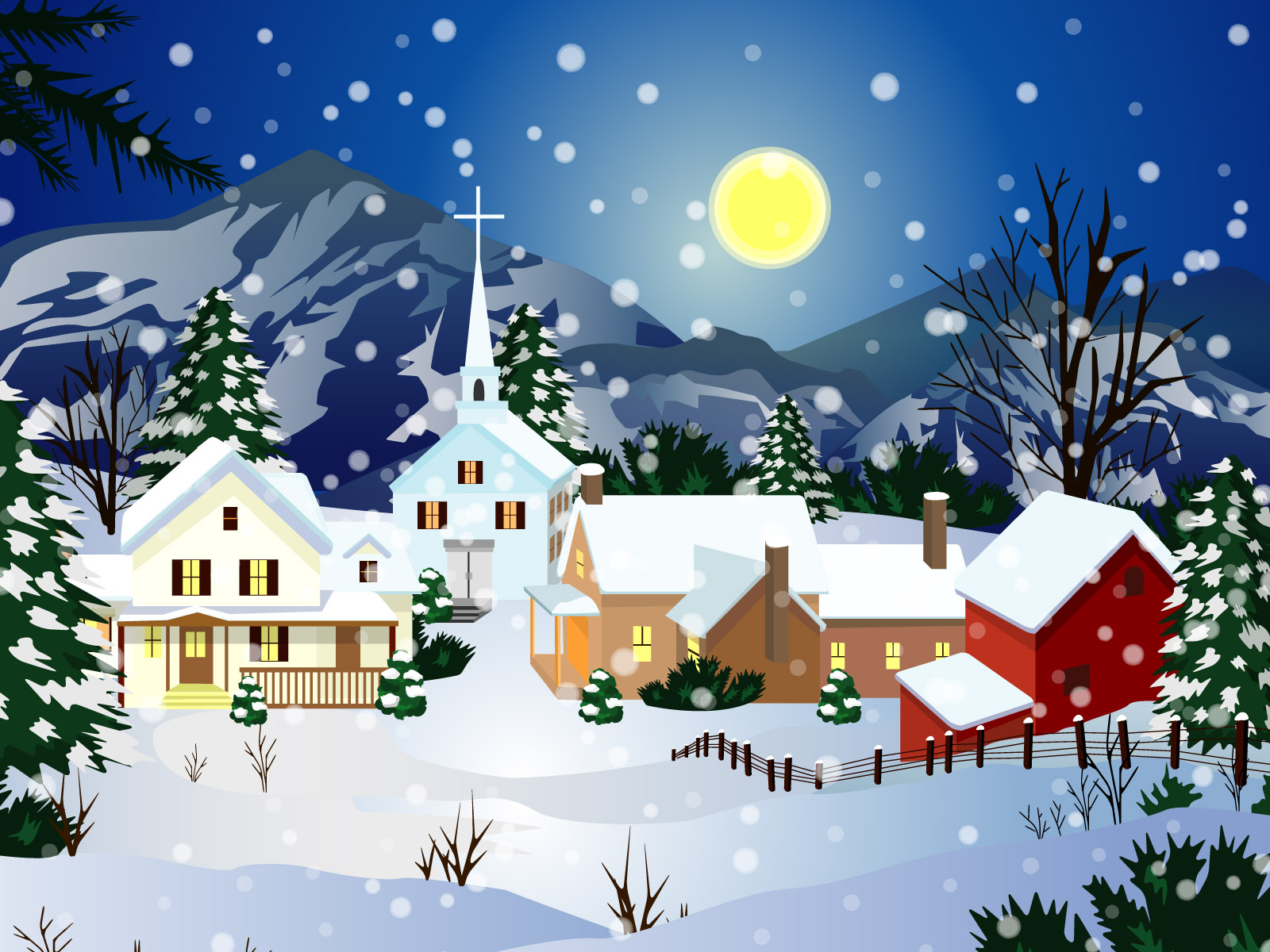 wallpaper christmas for desktop free download wallpaper