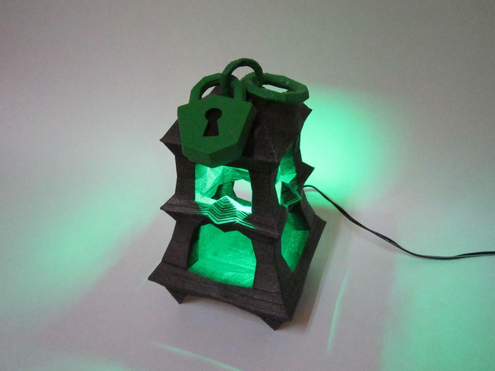 criaram uma lanterna do thresh