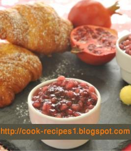 Jam Recipes: Pomegranates Jam