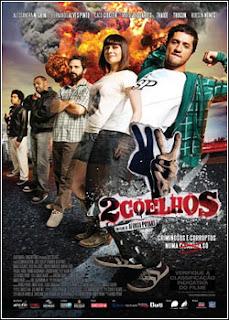 Download – 2 Coelhos – DVDRip AVI + RMVB Nacional