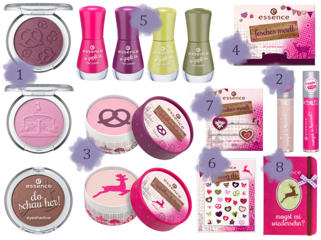 Preview essence Oktoberfest - Limited Edition (LE) - September 2014