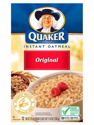 Quaker Oats quick picks - m...