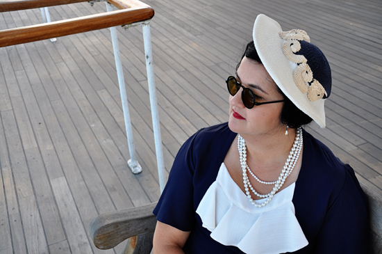 Queen Mary Art Deco Festival 30s by Lady by Choice