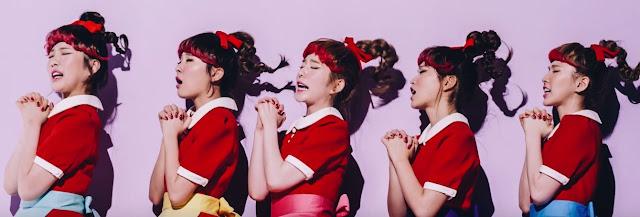 Red Velvet Iconic