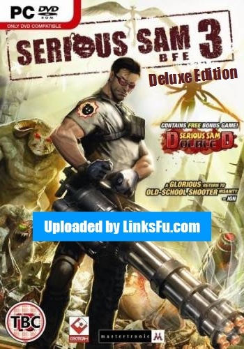 Serious Sam 3 BFE Deluxe Edition + DLC Repack R.G Revenants