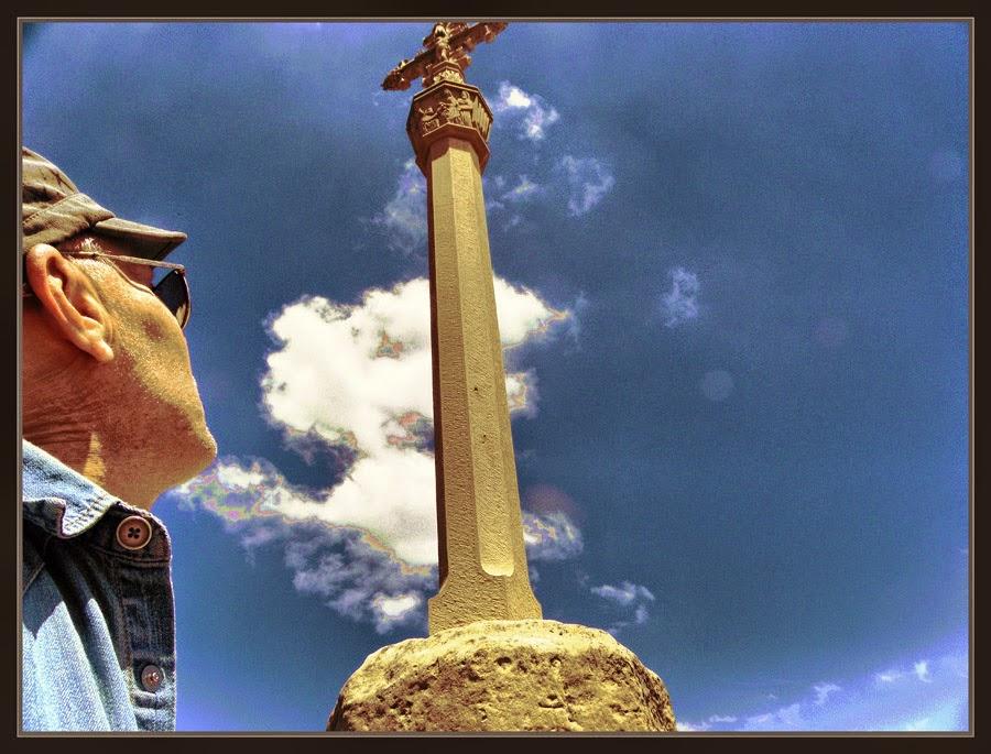LA FRESNEDA-MAESTRAZGO-CRUCES-CRUZ-ESPIRITUALIDAD-TERUEL-ESPAÑA-FOTOS-PINTOR-ERNEST DESCALS