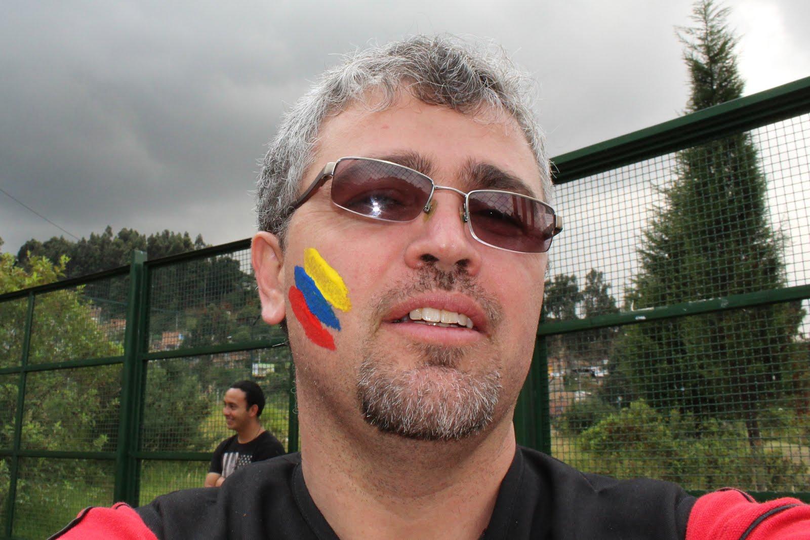Misionero en Colombia y Ecuador