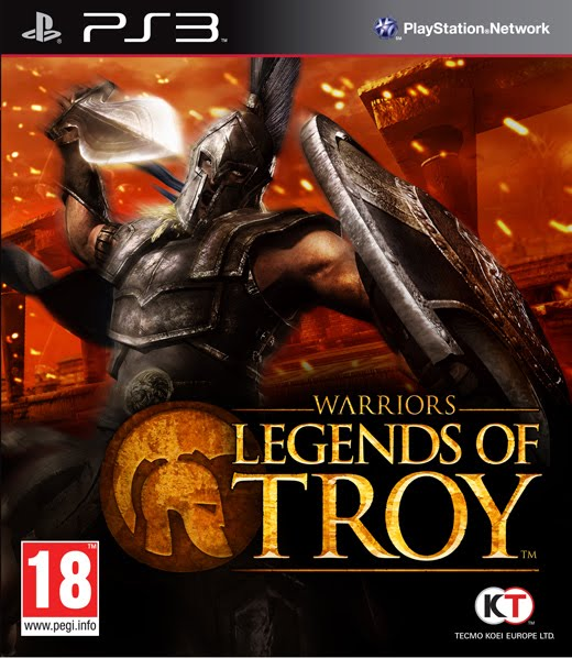 Warriors Legends Of Troy Ps3 Allegro: Game Mania Play: PS3