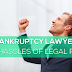 Bankruptcy Lawyer - Reduce hassles of legal process