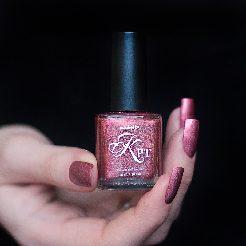 """Polished by KPT"" Collection ""Paris&Me"" ""Rouge-Lette in Love"""