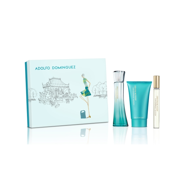 Perfumes hadasa for Adolfo dominguez neceser