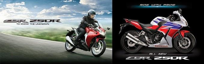 Honda CBR250R Dual Keen Potong Harga Hingga Rp 3 Juta