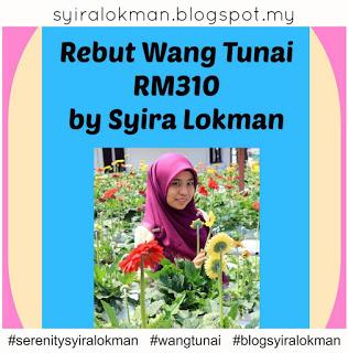 http://syiralokman.blogspot.my/2015/11/rebut-wang-tunai-rm310-by-syira-lokman.html