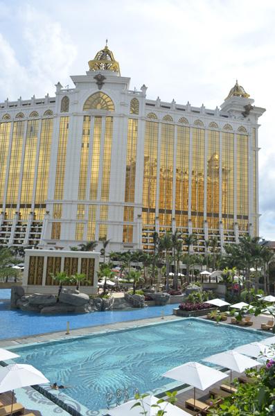 Galaxy Macau House Of Dancing Water And Ice World Venetian Unsettled Tck