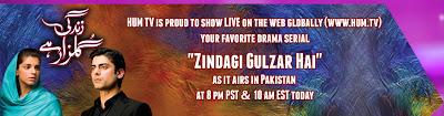 Zindagi Gulzar Hai HUM TV