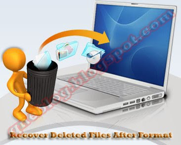 How To Recover Your Data From Deleted Or Formatted MMC, USB Flash Drive and Hard Disk