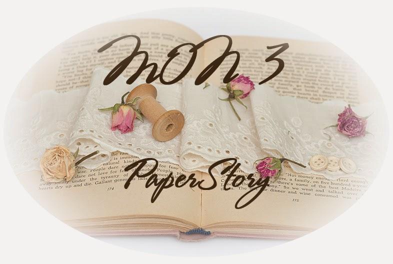 я в топ-3 блога Paper Story