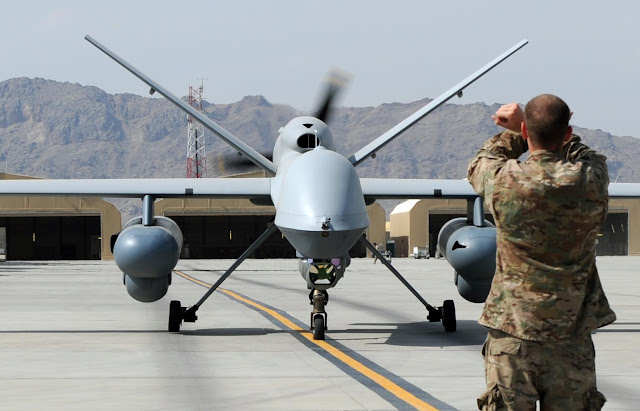 MQ-9 with Gorgon Stare II
