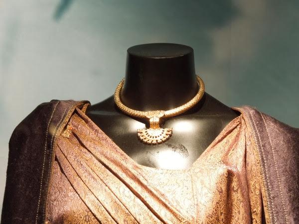 Jane Foster Asgardian necklace Thor Dark World