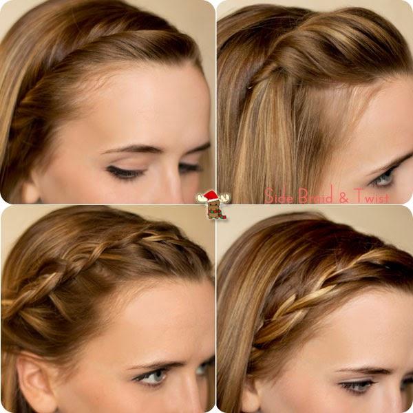 Last Minute Hairstyles