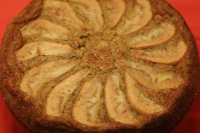 pear cake