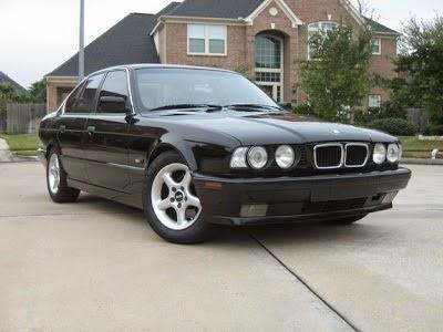 Harga Mobil Bekas BMW Series 5 Tahun 1995 50 Jutaan