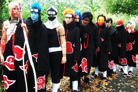 Itulah Kumpulan Foto Cosplay Anime Naruto Selain Hot Game Magazine Juga Akan Menyajikan Sebuah Video Keren Tentang Pertarungan