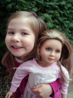 twin doll