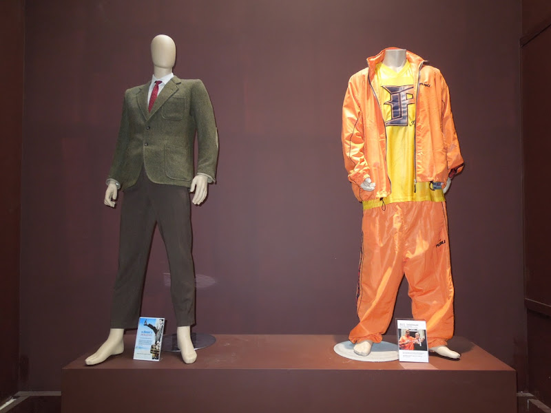 Mr Bean Ali G movie costumes