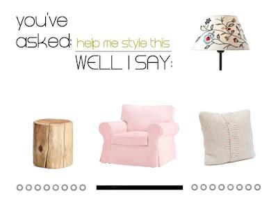 Help me style this: la lampada Alvine di Ikea