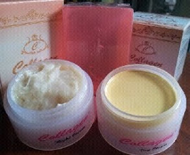 COLLAGEN VIT E WHITENING BEAUTY SET
