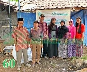 Bank Sampah Melati Bersih Babakan Santri Legok Kabupaten Tangerang