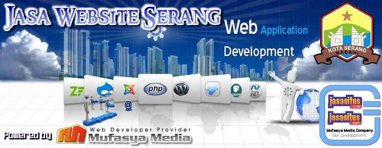 Jasa Pembuatan Website Kota Serang - Banten