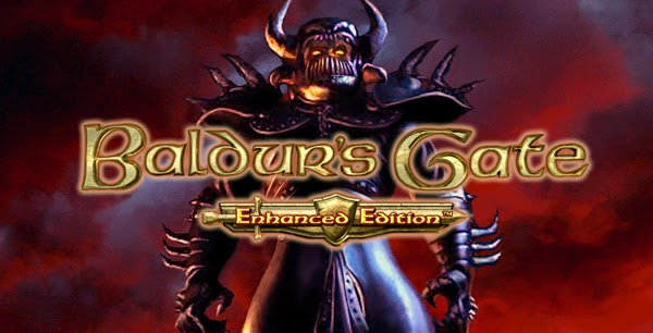 Baldur's Gate Enhanced Edition v1.3 APK+DATA