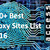 TOP 490+ Best Free Proxy Sites - Top Free Proxies Server