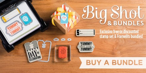 Buy a Big Shot, get a bundle FREE