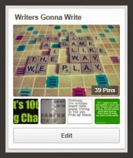 http://www.pinterest.com/litdrivengirl/writers-gonna-write/